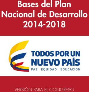 Plan Nacional de Desarrollo 2014-2018